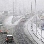 Snøstorm og kriseføre i hele landet