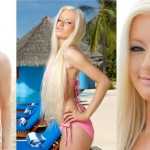 Video Paradise Hotel- Iselin, selve symbolet på dum blondine?