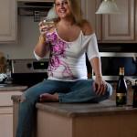 Kong alkohol herjer blant norsk kvinner og menn