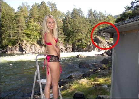 norske nakene damer match klær