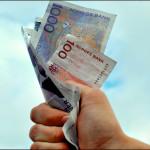 Penger er ikke alt, men det er ikke mye om å gjøre heller!