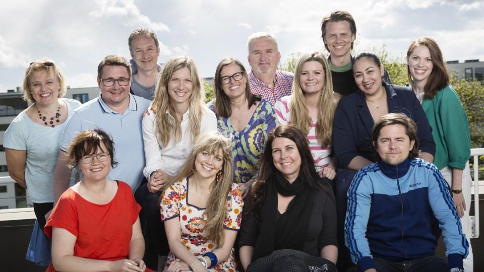 Reiseradioen 2016 programledere