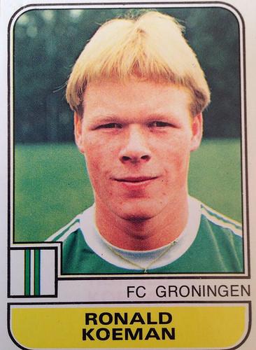 Ronald Koeman FC Groningen