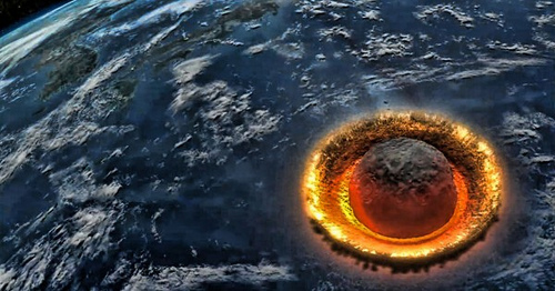 Gigant-Asteroide treffer jorda om vi ikke endrer dens kurs