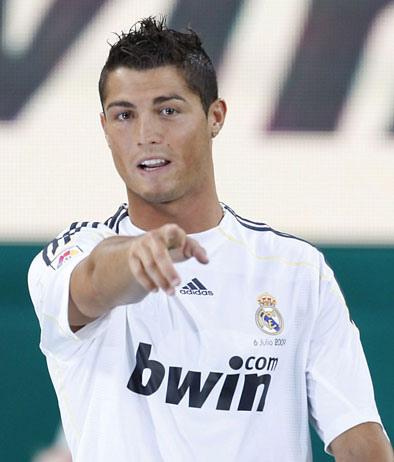 Ballon d'Or-Cristiano Ronaldo kåres til verdens beste fotballspiller
