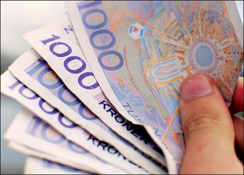 Grådige banker sende regningen til sine kunder