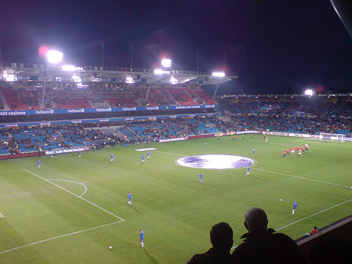 Norge - Nederland