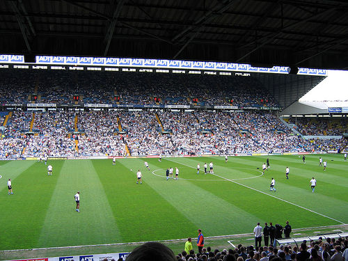 The East Stand, Elland Road