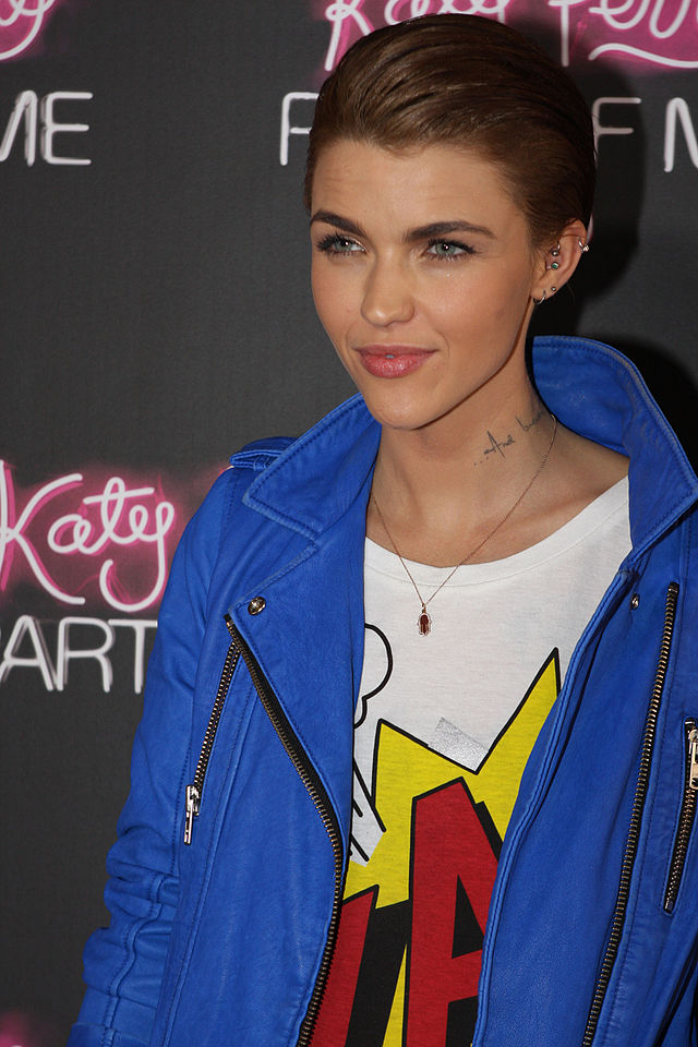 Orange Is The New Black – Ruby Rose, merk deg navnet!