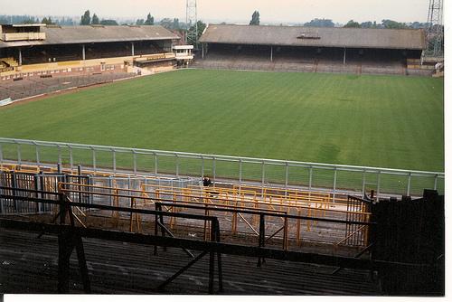 Molineux Stadium, W-ton 1987 4