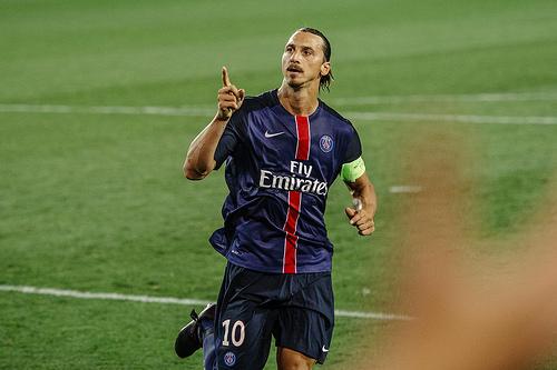 Zlatan nærmer seg Premier League!