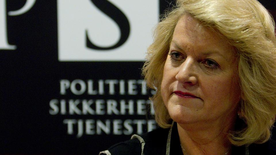 PST- Janne Kristiansen må gå av