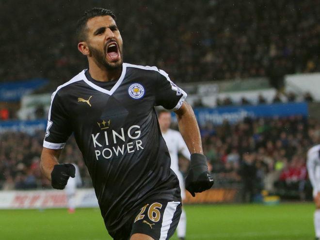 Leicester – av alle i Premier League, har vunnet hele dritten!