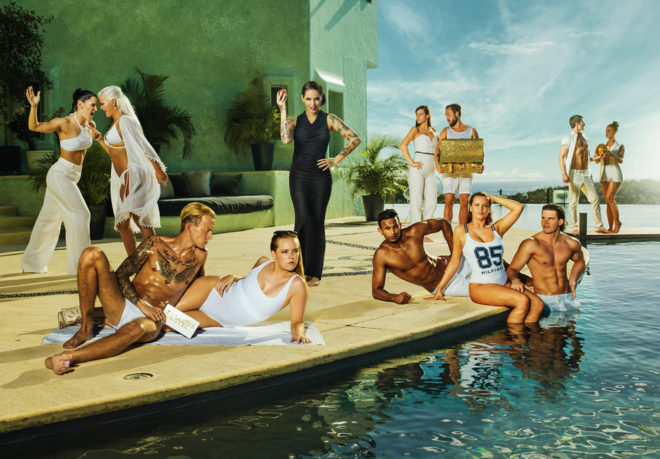 Paradise Hotel, finaleuke og planlagt bildeglipp?