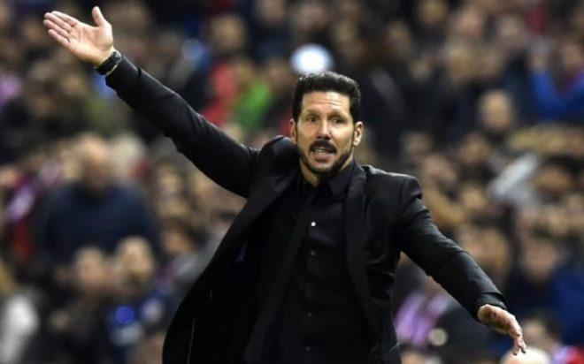 Diego Simeone – går til gamleklubben!