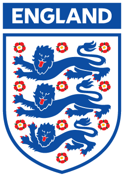 Logo Football England - The Three Lions