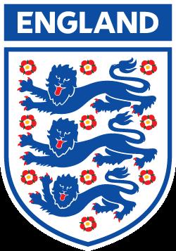 Logo Football England - The Three Lions