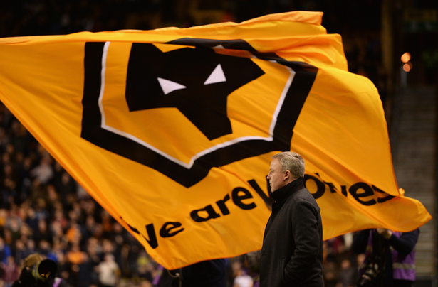 Wolverhampton-Wanderers-manager-Kenny-Jackett-during-the-match-against-Derby-County