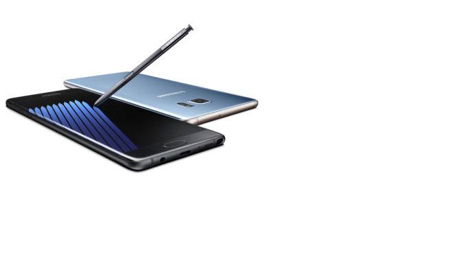 Samsung i trøbbel – Burning Love