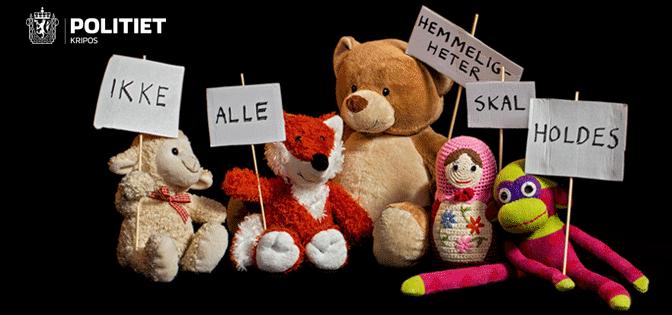 Barn kidnappes på sekunder – del gjerne!