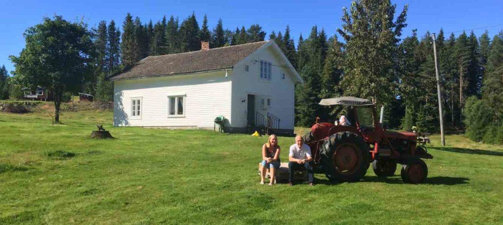 Farmen 2018 - her er gården!