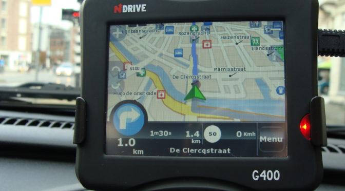 GPS fra helvete!