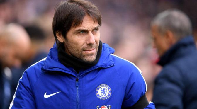 Conte ferdig i Chelsea!