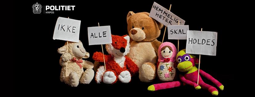 KRIPOS advarer mot grov vold mot barn