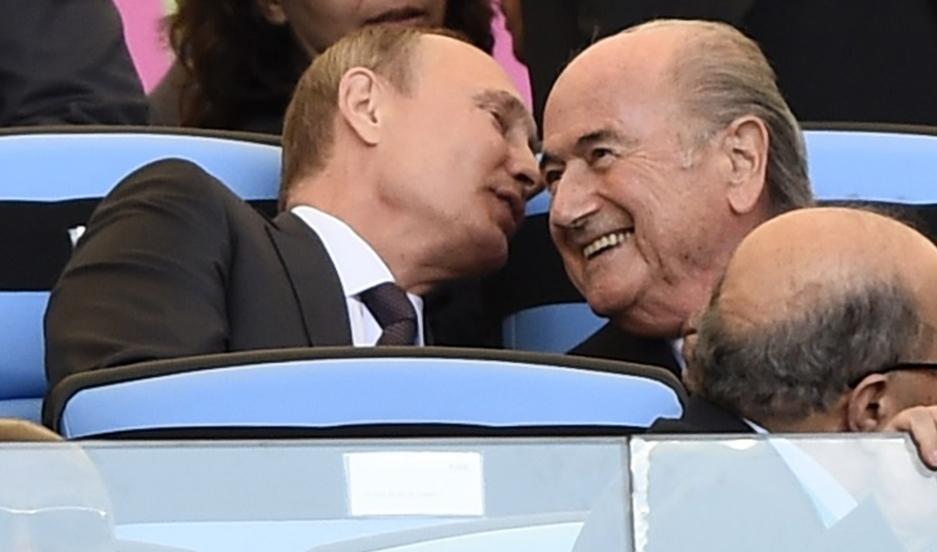 VM i fotball - mer politikk enn fotball?