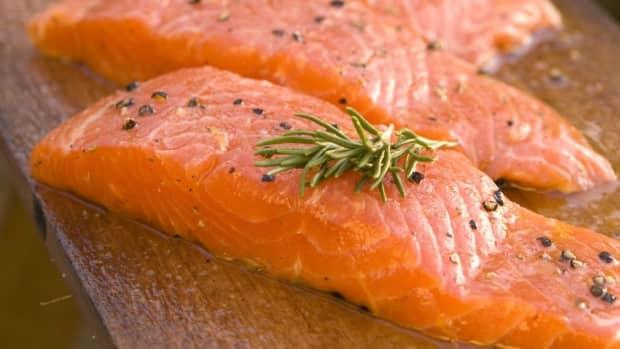 På menyen – du har vel fisk på grillen?