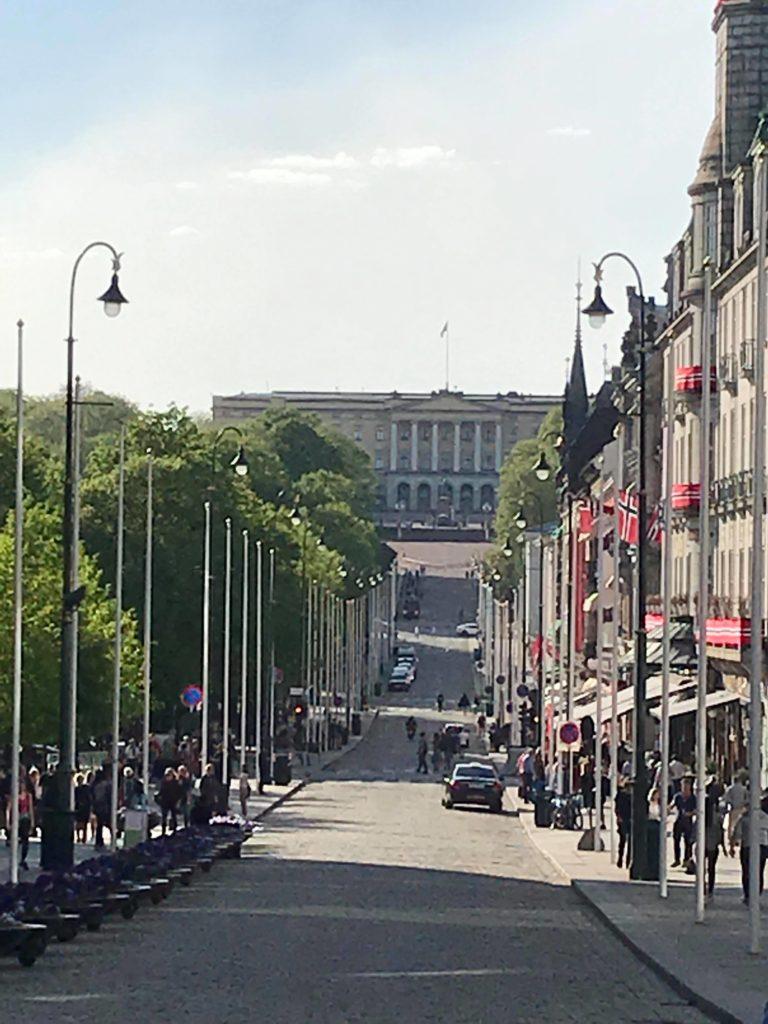 17. mai i fare for Norge?
