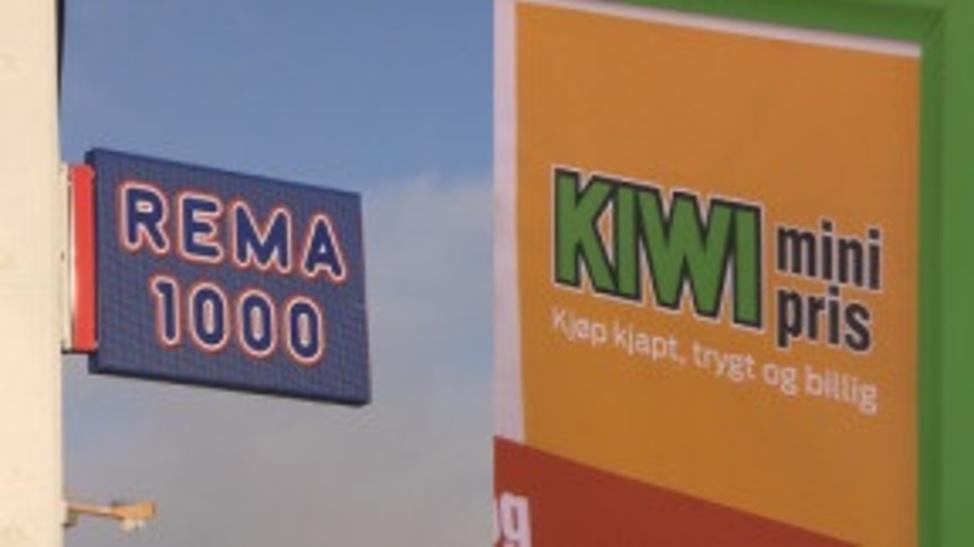 Rema 1000 taper terreng til sine konkurrenter
