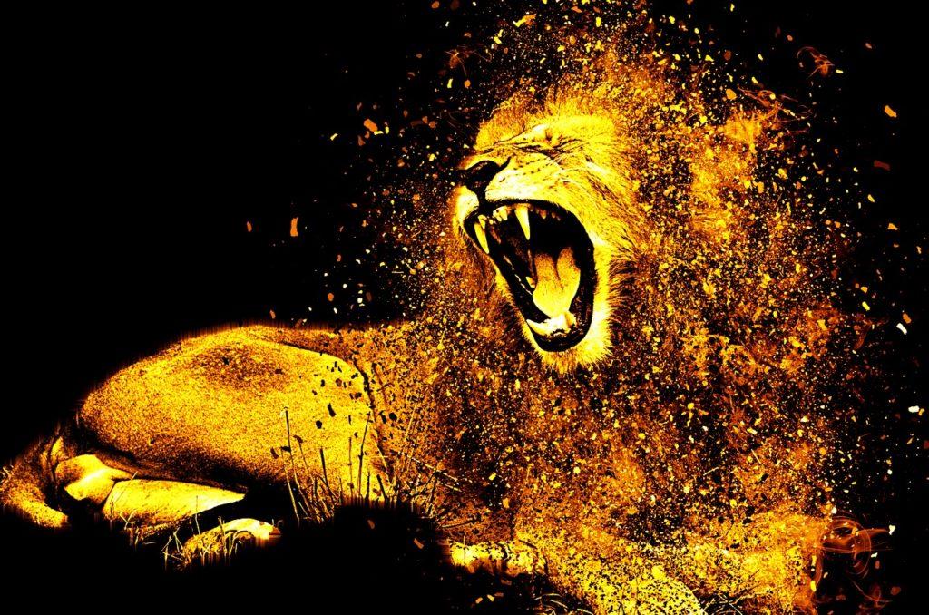 Nye Lion King vil ta pusten fra deg ...