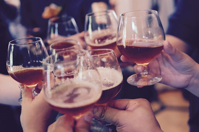 Alkohol - føler du drikkepresset på kroppen?