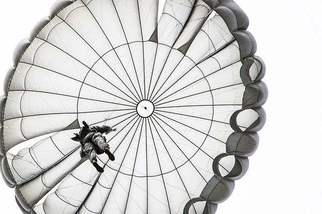 Hopper du i fallskjerm?