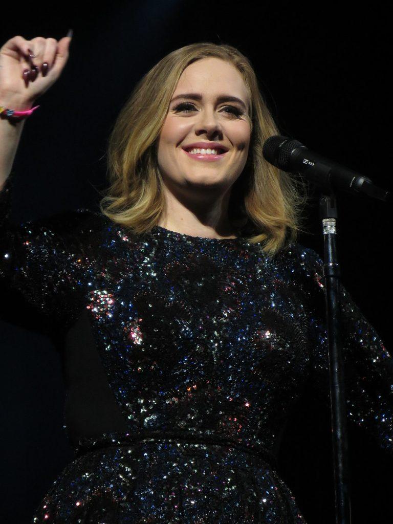 Adele - endelig tilbake!