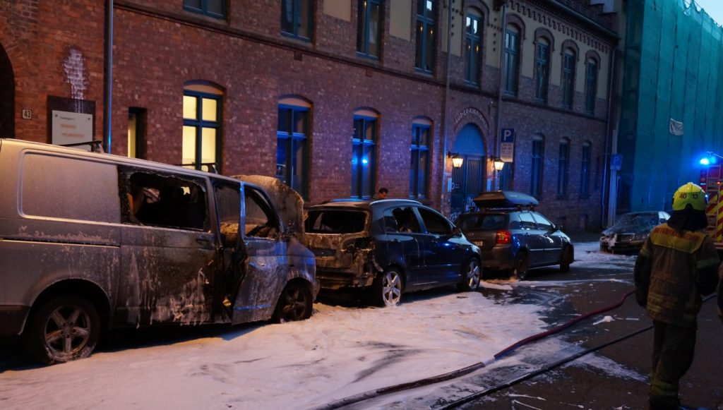 Drapene eskalerer i Sverige!