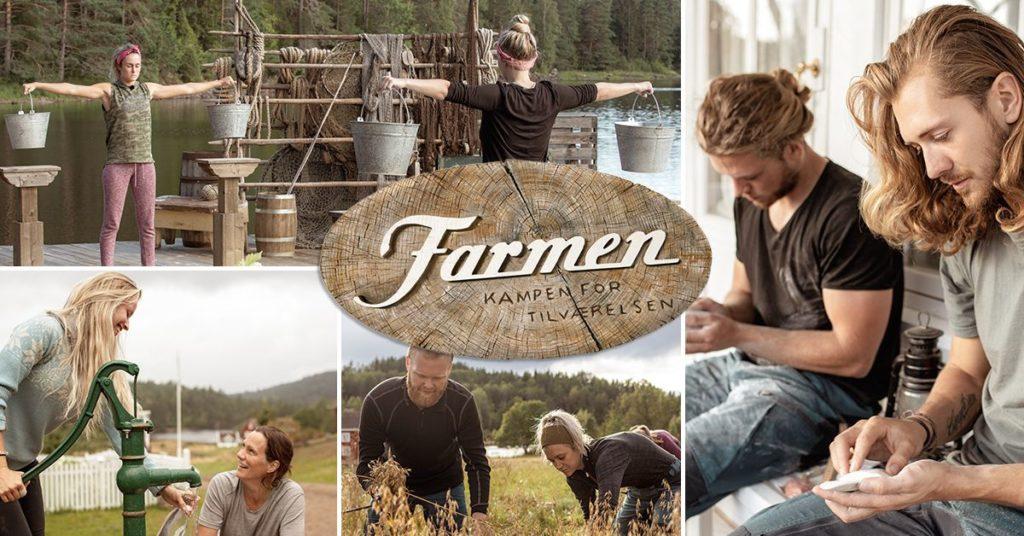 Slik blir du deltager på Farmen!