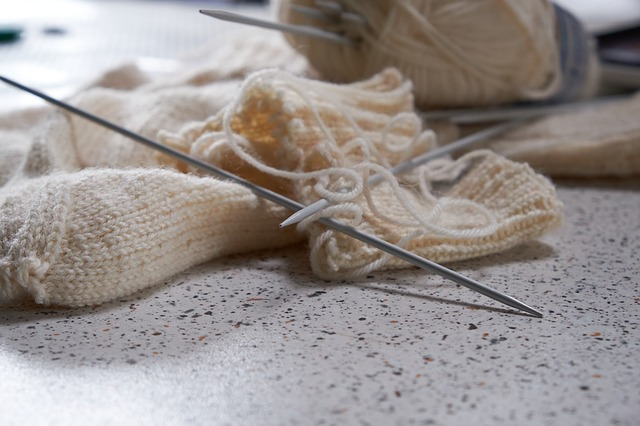 7 positive ting ved strikking Strikking er mange nordmenns store hobby