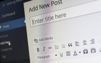 Slik lager du det perfekte blogginnlegg