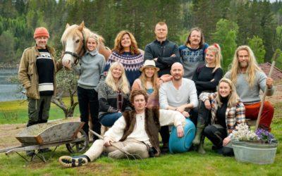 Lasse Matberg er med på Farmen kjendis
