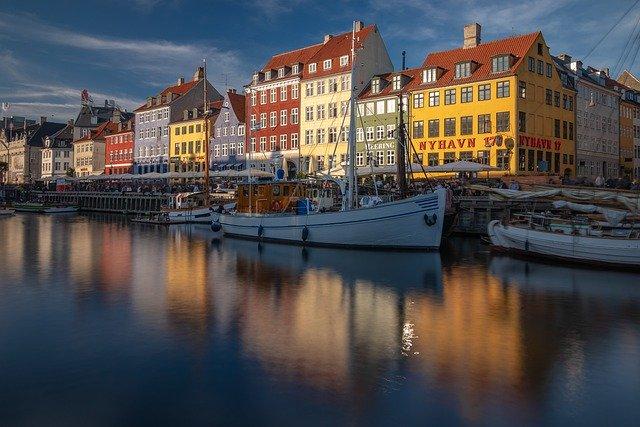 Sommeren hele Norge reiste til Danmark?