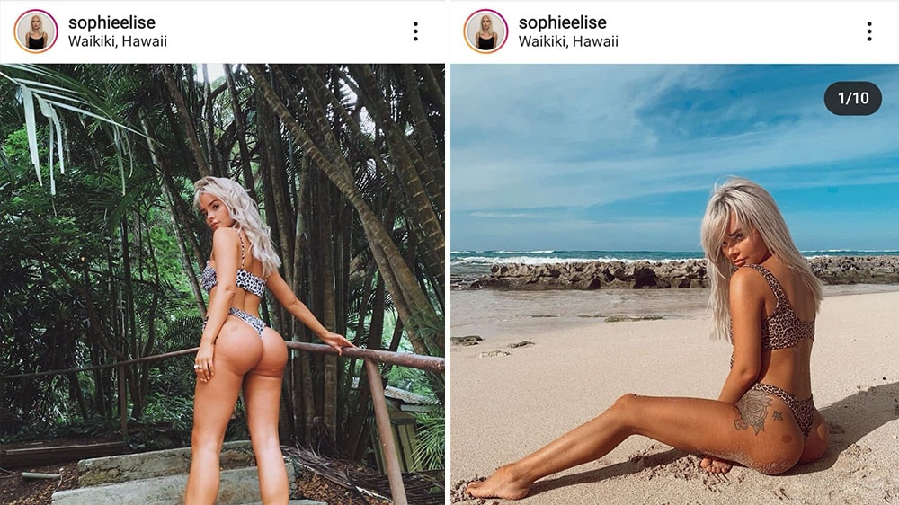 Sophie Elise naken – søker du etter