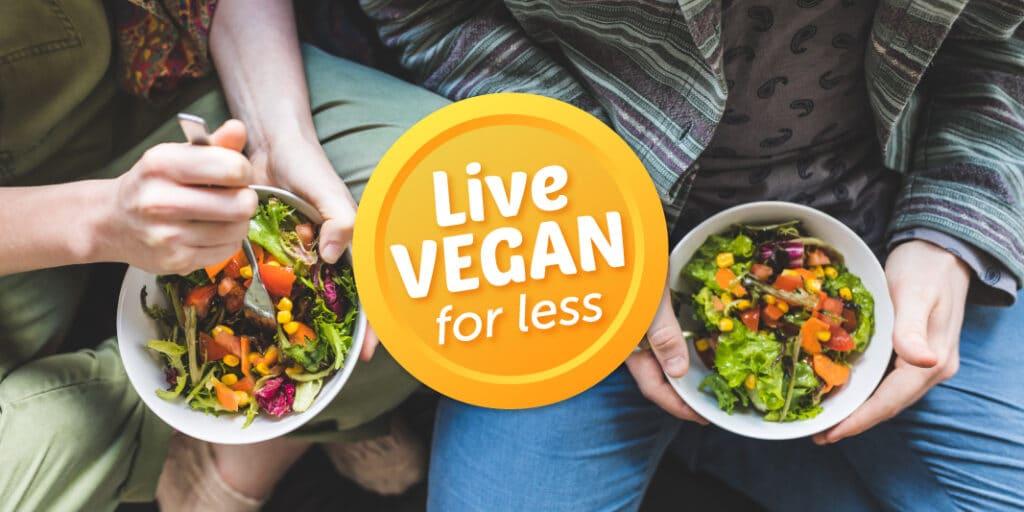 Du er veganer og elsker det