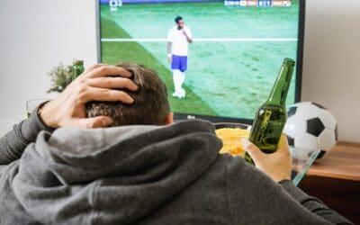Mange TV-kamper fra England – ut året!