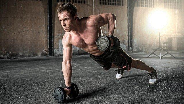 Mindre fett og mer muskler i 2021?