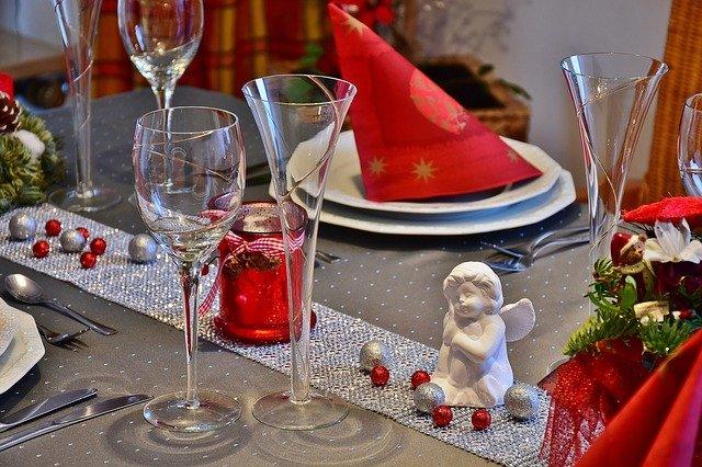 Sprø svor på ribba og vellykket julefest