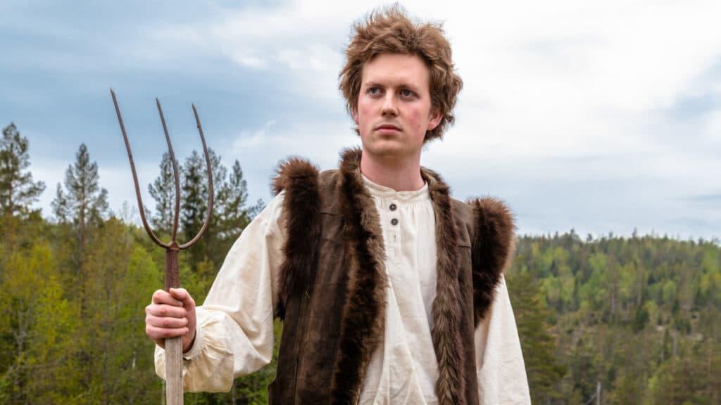 Øde Nerdrum – hele Norges nye TV-yndling