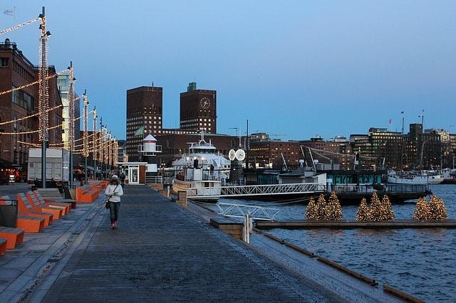 Oslo stengt ned - på ubestemt tid