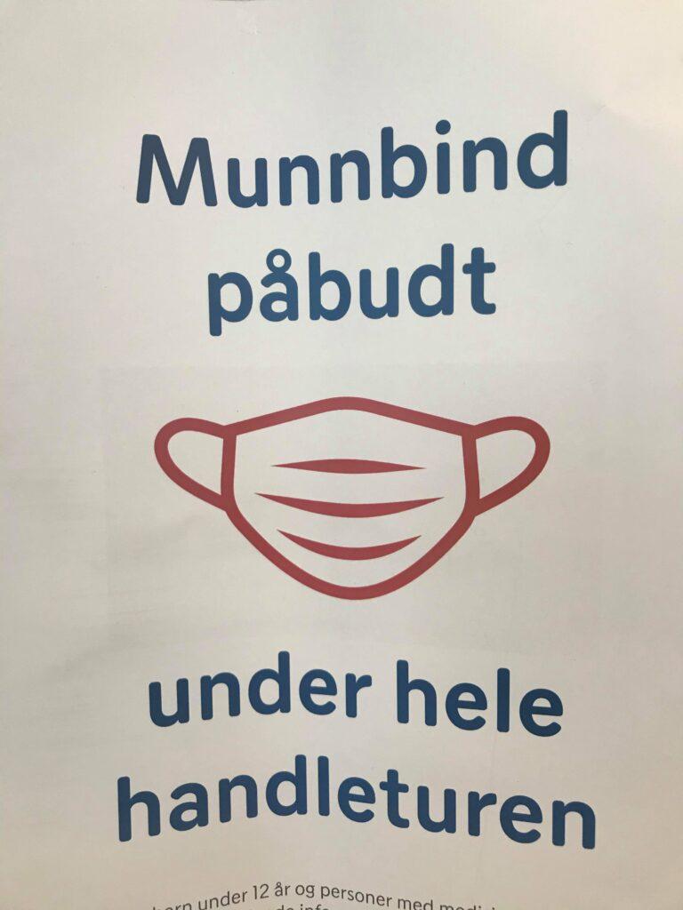 12. mars – da Norge stengte alt